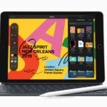 【新製品】iPad(第7世代)をアップルが発表