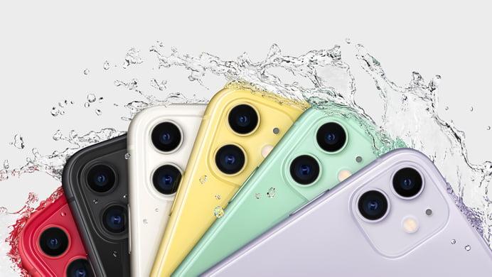 【新製品】iPhone 11をアップルが発表