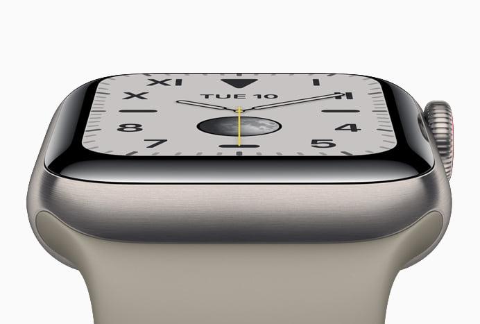 【新製品】Apple Watch Series 5をアップルが発売