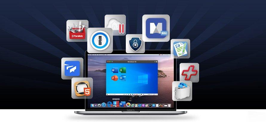 【セールニュース】パラレルズ、Mac アプリのプレミアムバンドルを期間限定販売中