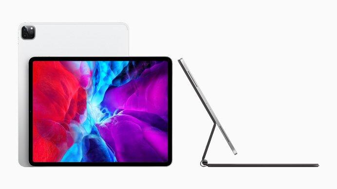 【新製品】LiDARスキャナを搭載し、iPadOSでトラックパッドに対応した新しいiPad Proを発表を、アップルが発表