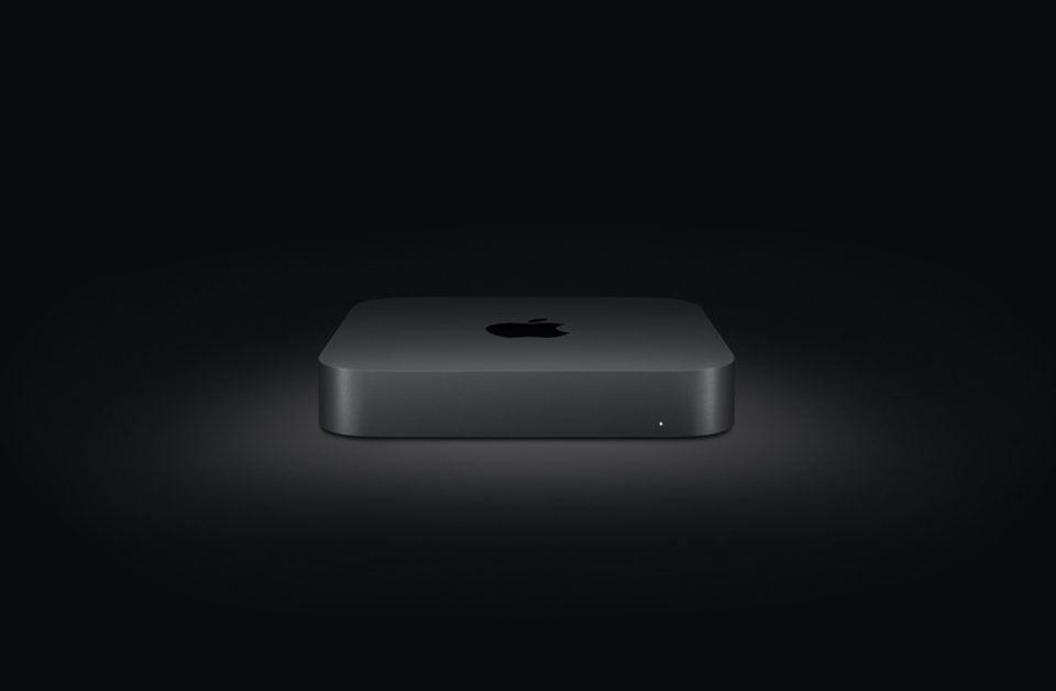 【新製品】ストレージ容量が従来の2倍になったMac miniを、アップルが発表