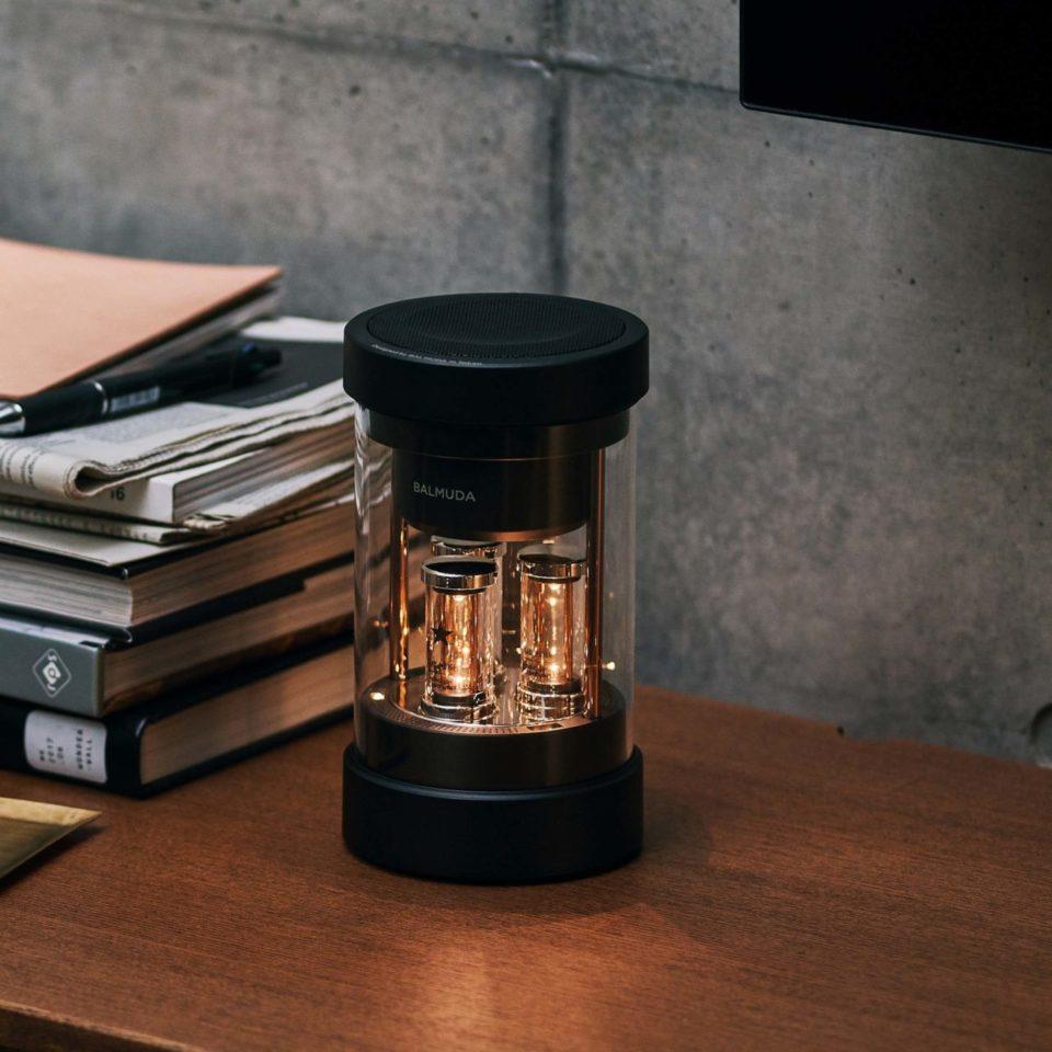 【新商品】音楽の輝きを新しい体験としてお届けするワイヤレススピーカー「BALMUDA The Speaker(バルミューダ ザ・スピーカー)」を発表