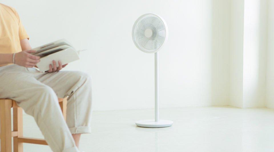 【新製品】やさしい、ナチュラルな風をと?こにて?も Smartmi「スマート扇風機2S」を、+Style(プラススタイル)が発売