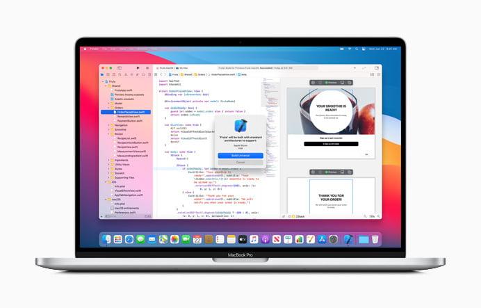【ニュース】Appleが、MacのAppleシリコンへの移行を発表