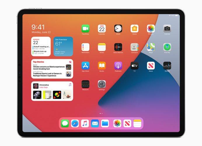 【ニュース】Appleが、iPadOS 14の新機能を発表