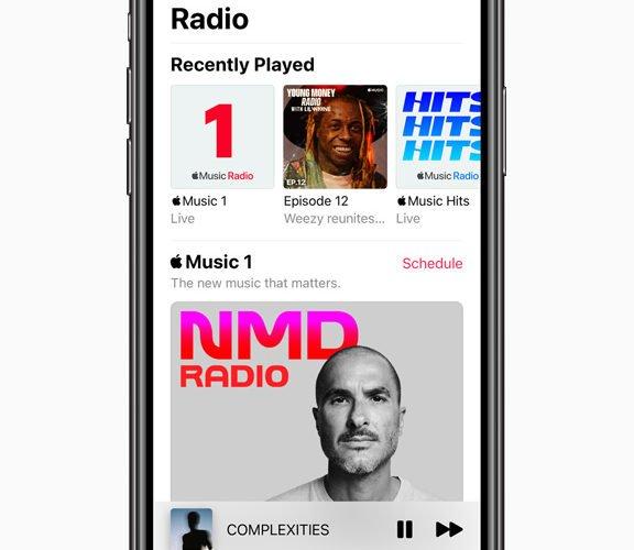 【ニュース】Appleが、Apple Musicのラジオを発表