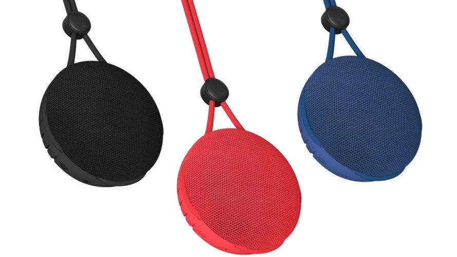 【新商品】水に浮く防水ワイヤレススピーカー「OWL-BTSP01S」「OWL-BTSP02S」をオウルテックが発売