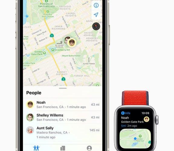 【ニュース】Apple Watchのファミリー共有設定を、アップルが発表