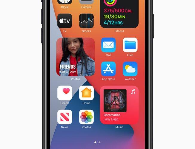【ニュース】多数の機能が強化されたiOS 14を、アップルが提供開始