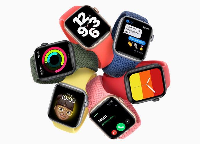 【新製品】Apple Watch SEを、アップルが発表