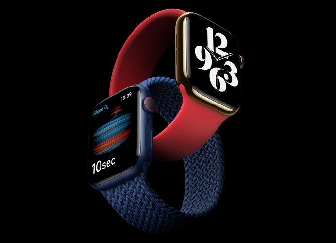 【新製品】Apple Watch Series 6を、アップルが発表