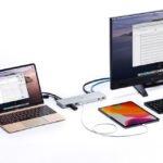 【新商品】 USB-Cで周辺機器を一括接続できるドッキングステーションを発売