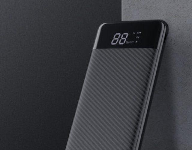 【ニュース】液晶LCDディスプレイ搭載の10000mAh大容量モバイルバッテリー「AUKEY PB-Y33」が30%オフ