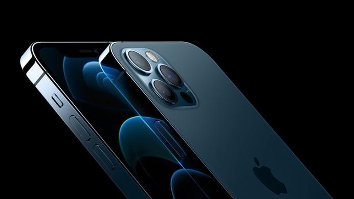 【新製品】高性能なA14 Bionicを搭載し、5G対応のiPhone 12 ProとiPhone 12 Pro Maxを、アップルが発表