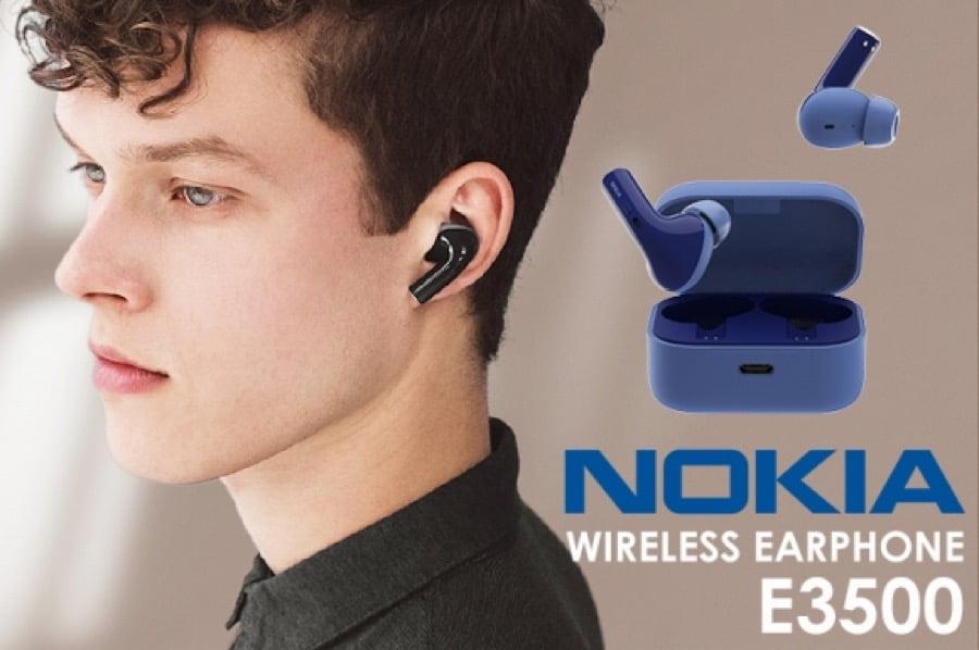 【新商品】世界的通信機器メーカーが手掛ける「NOKIA E3500」が、クラウドファンディング実施中