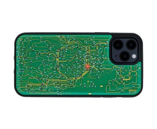【新商品】電池無しでLEDが光る特許技術を搭載したiPhone 12シリーズ用ケースを発売