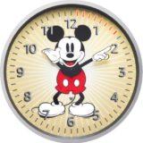 【新商品】Amazon Echoシリーズに接続して正確な時刻や複数のタイマーを表示できる「Echo Wall Clock―Disneyミッキーマウスエディション」が発売