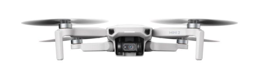 【新商品】超軽量、多機能、簡単飛行が 揃った初心者にぴったりのドローン「DJI Mini 2」を発表