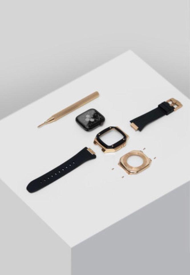 【新商品】「GOLDEN CONCEPT」の高級アップルウォッチケースの先行予約販売が開始