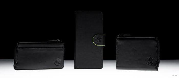 """【新商品】「GRAMAS × EVANGELION """"EveryCa3"""" Leather Case for Smartphone L」が予約販売開始"""