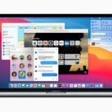 【ニュース】新しいデザインで、Safari、メッセージ、マップ、プライバシー機能が強化され、AppleのパワフルなM1チップのために設計されたmacOS Big Surを、アップルが提供開始