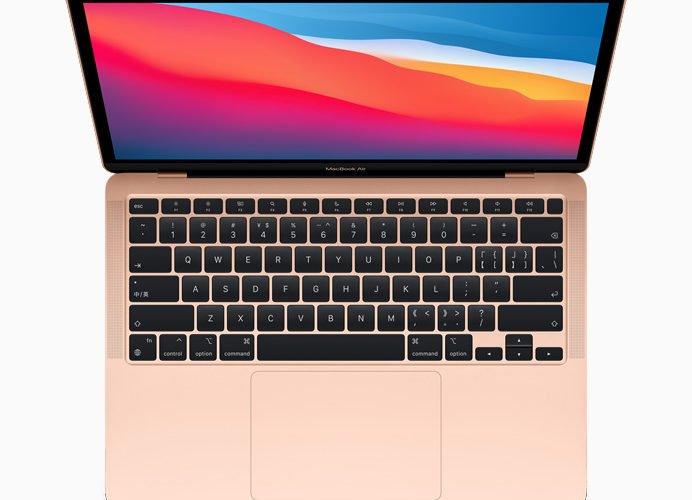 【新製品】M1チップを搭載したMacBook Airをアップルが発表