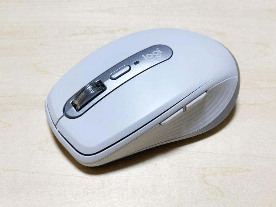 【ウラチェックレビュー】logicool MX Anywhere 3(ロジクール)|3世代目となるロジクールの高機能型ワイヤレスマウスの紹介