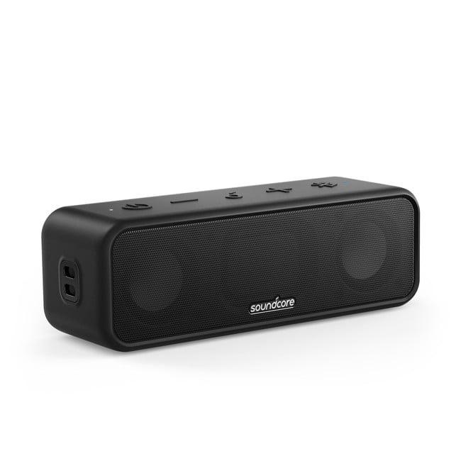 【新商品】Soundcore随一の人気モデル、Bluetoothスピーカー「Soundcore 3」が約3年半ぶりに登場