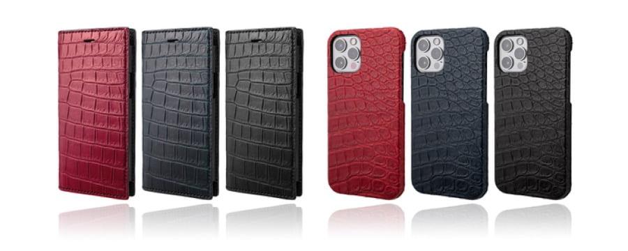 【新商品】「GRAMAS Meister Autumn Winter Collection 20-21」にて、スモールクロコを使用したiPhone 12シリーズ対応レザーケースの先行予約受付開始
