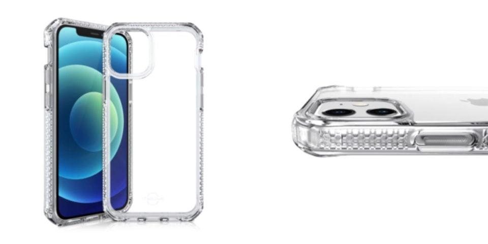 【新商品】強度と耐久性のある超耐衝撃ハイブリットクリアiPhone 12シリーズケースが発売
