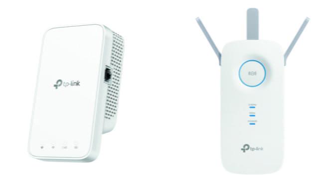 【新商品】 2,000円台で手軽にお家をメッシュWi-Fi化できるデュアルバンド メッシュWi-Fi中継器「RE230」&「RE550」が発売